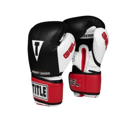 Title Gel Intense Weight Loaded Bag Gloves