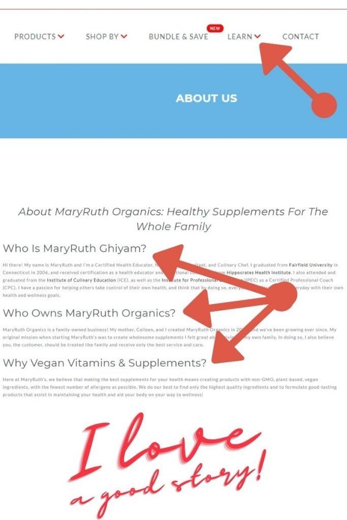 Mary Ruth Organics Return Policy