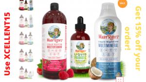 Mary Ruth's Organics