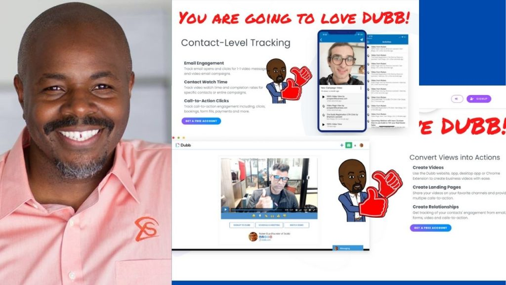 Dubb video to boost business